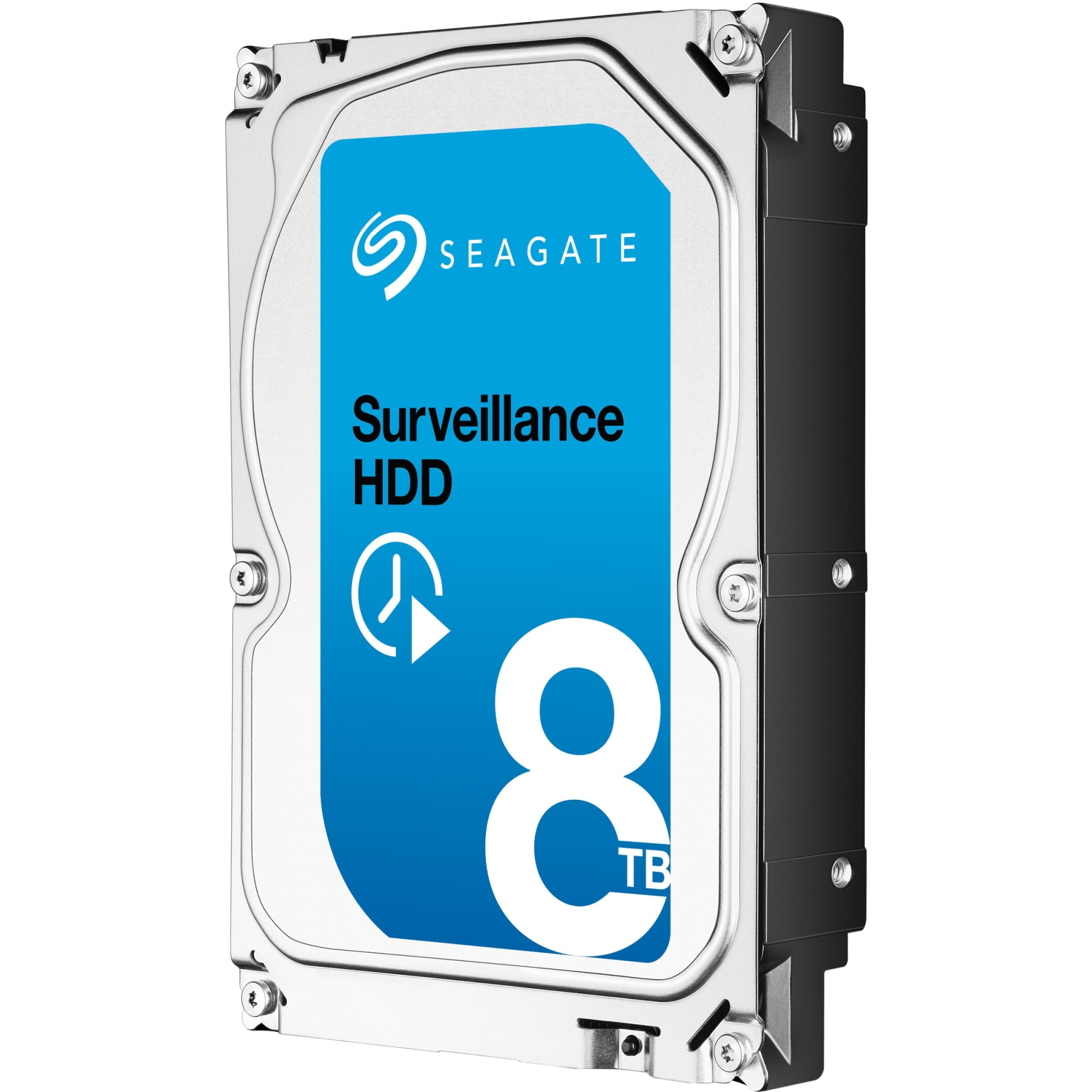"Seagate Surveillance ST8000VX0002 8 TB 3.5"" Internal Hard Drive - SATA - 7200rpm - 256 MB Buffer"