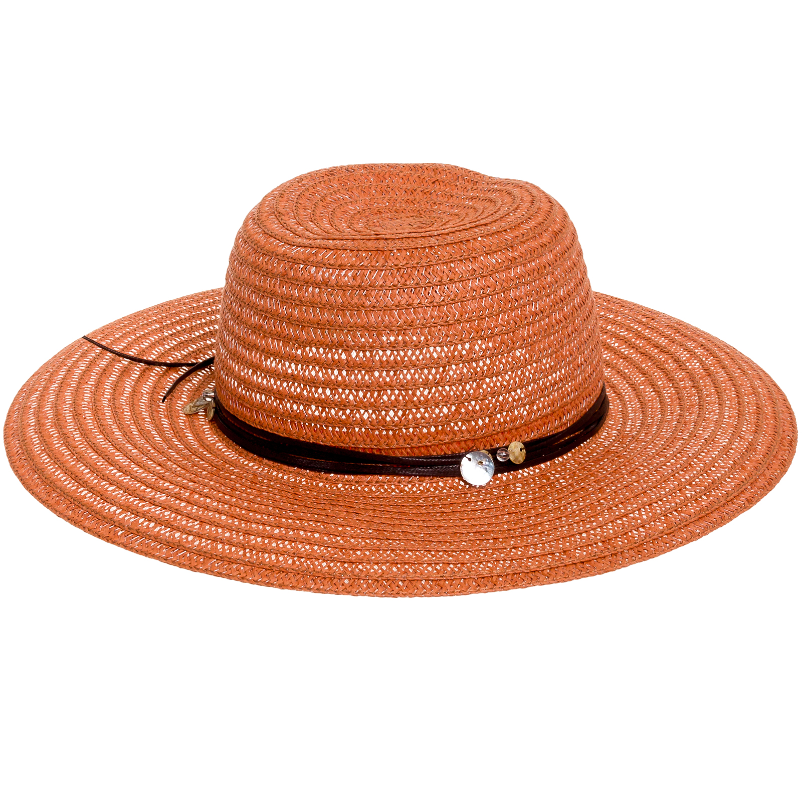 Scala Womens Toyo Big Wide Brim Paper Braid Large Floppy Beach Sun Hat