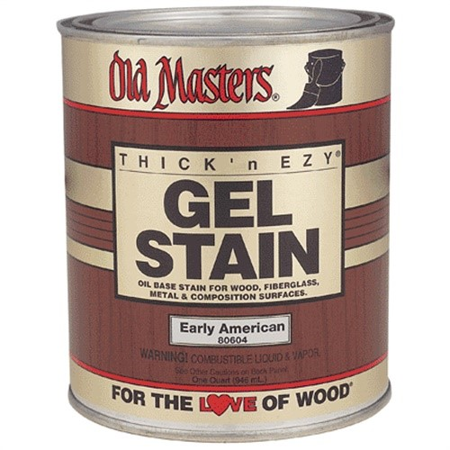 80416 Hpt Gel Stain - Red Mahogany