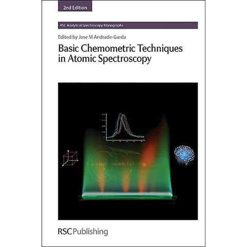 Basic Chemometric Techniques in Atomic Spectroscopy: Rsc