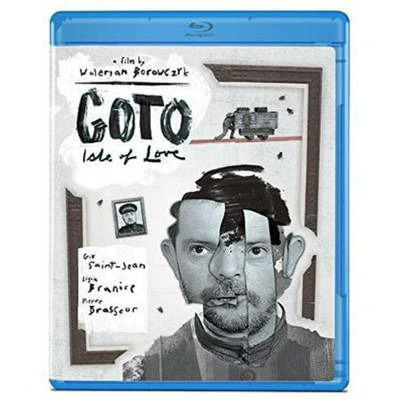 Goto, Isle of Love (Blu-ray)