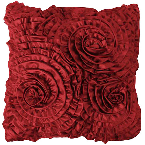 Better Homes and Gardens All-Over Ruffles Pillow