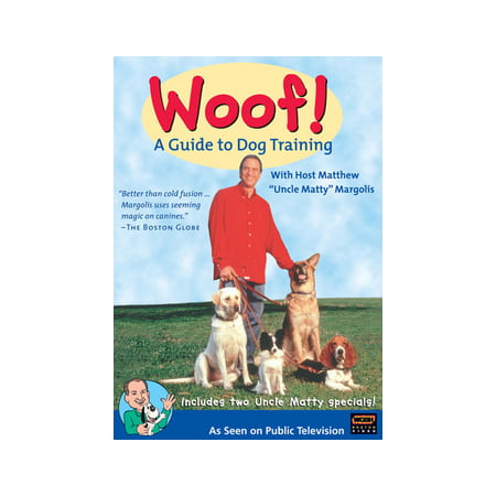 WOOF-GUIDE TO DOG TRAINING (DVD) (DVD)