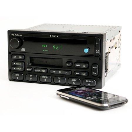 Ford Van Mileage (Ford Truck and Van Radio 1999-2010 AM FM CD CS w Bluetooth Music 1F2F-18C868-AA -)