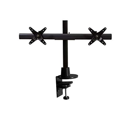 16' Steel Pole (Ergotech Dual LCD Monitor Desk Stand - 16