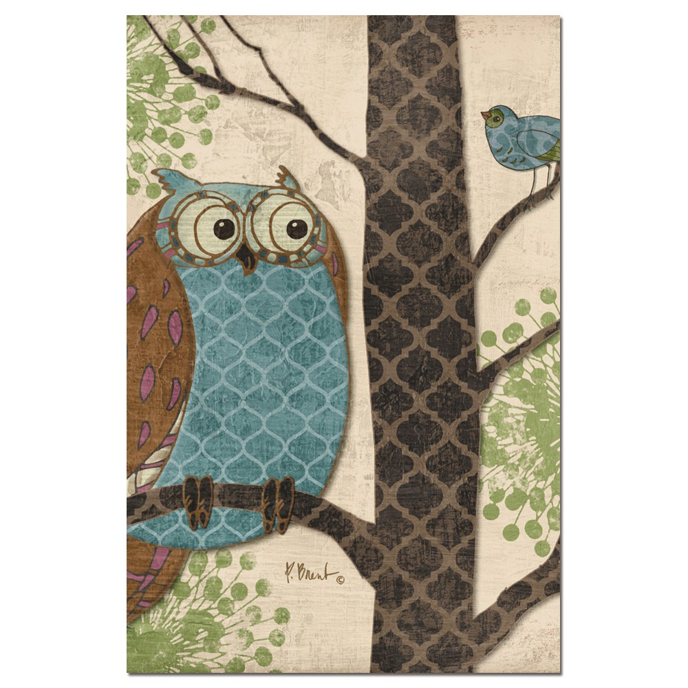 Tree-Free Greetings Fantasy Owls Panel I Boxed ECOnotes Blank Note Cards-FS66514