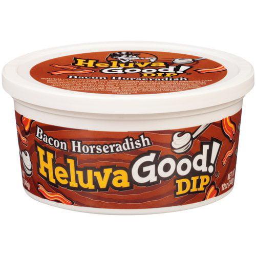 Heluva Good! Bacon Horseradish Dip, 12 oz