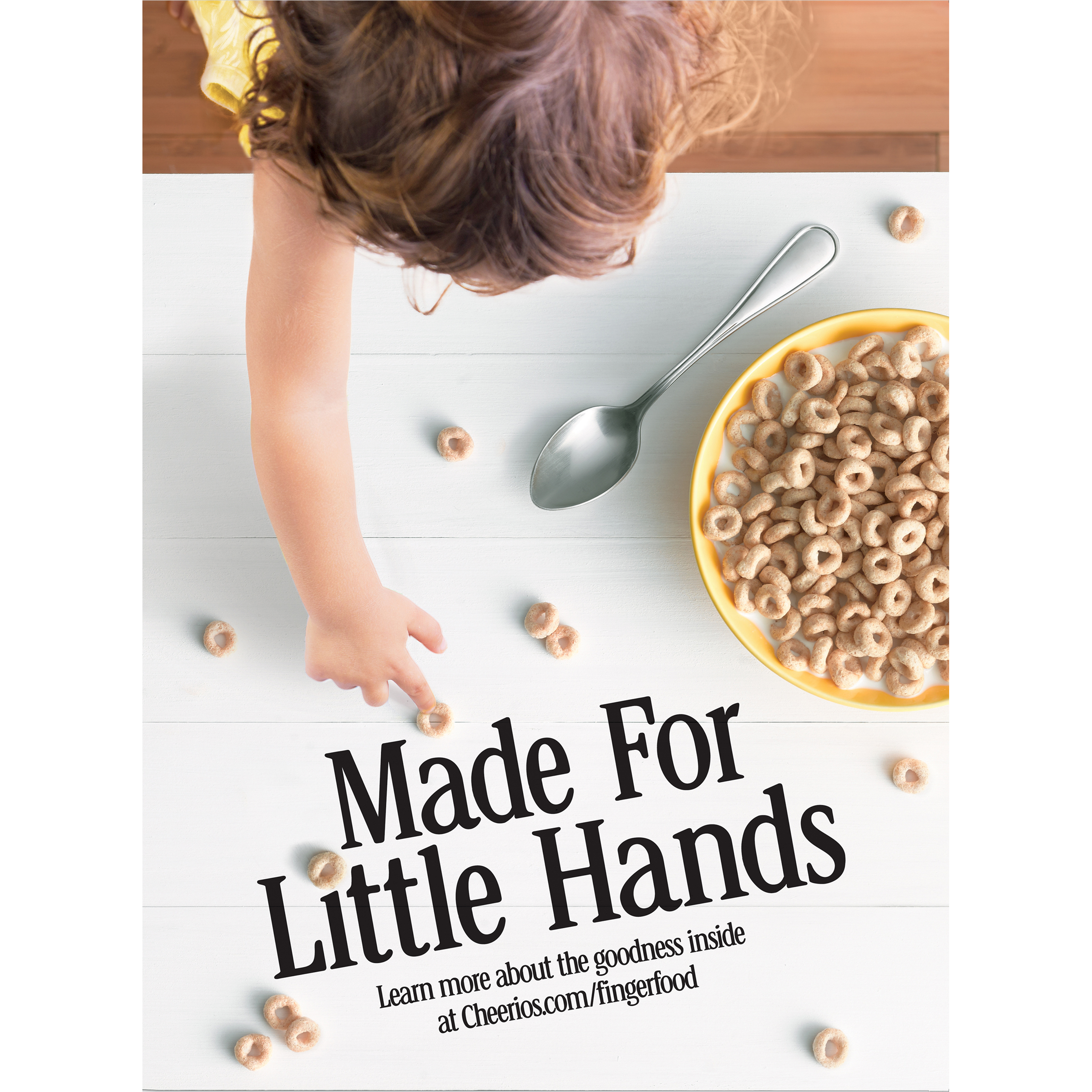 Image result for cheerios little hands