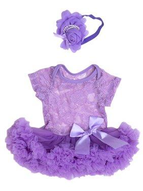65d430d18 BOBORA Girls Dresses   Rompers - Walmart.com