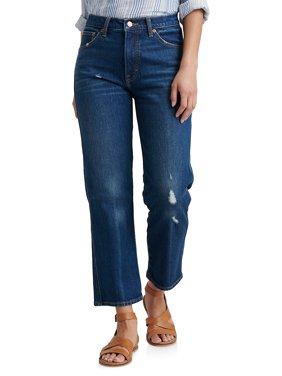 Authentic Straight Leg Jeans