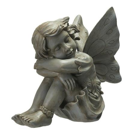 Better Homes & Gardens Outdoor Fairy Garden Statue ()
