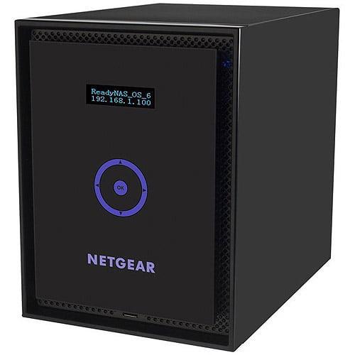 Netgear ReadyNAS 516 6-Bay, Diskless
