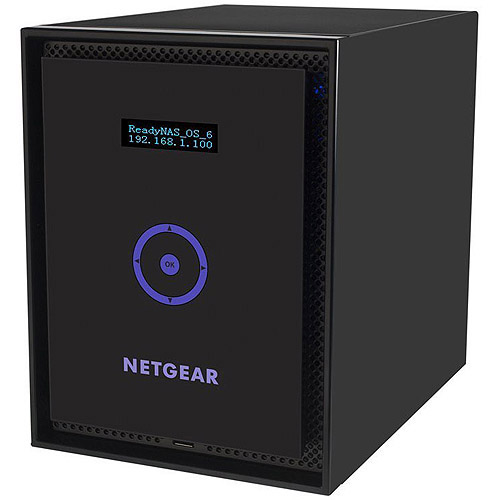 Netgear ReadyNAS 516 6-Bay, Diskless