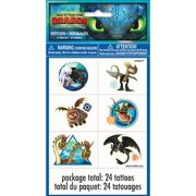 How to Train Your Dragon Tattoo Sheets (4)