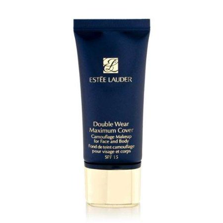 - estee lauder double wear maximum cover camouflage makeup creamy vanilla 03 for face and body spf 15