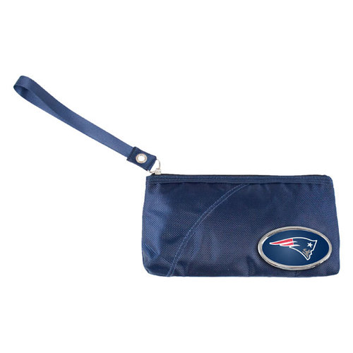 NFL - New England Patriots Grommet Wristlet