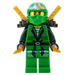 LEGO Ninjago Lloyd ZX - Green Ninja Minifigure - Walmart.com
