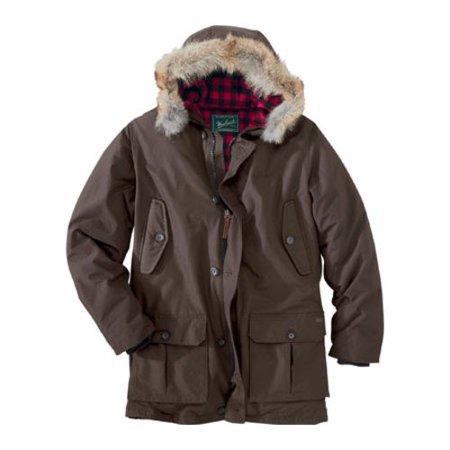 detailed look 259fe 26a59 men's woolrich arctic parka