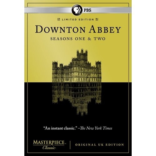Downton Abbey: Seasons One And Two (Original UK Unedited Edition)