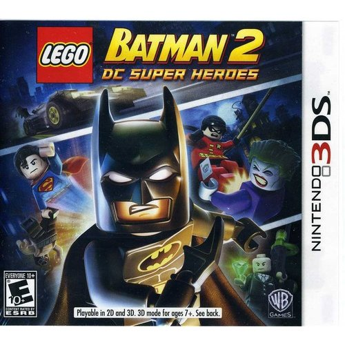 LEGO Batman 2: DC Super Heroes (Nintendo 3DS)
