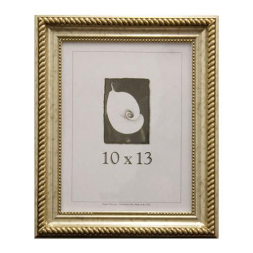 Napoleon Picture Frame (10 x 13-inch Image Size) Antique Silver, 10x13