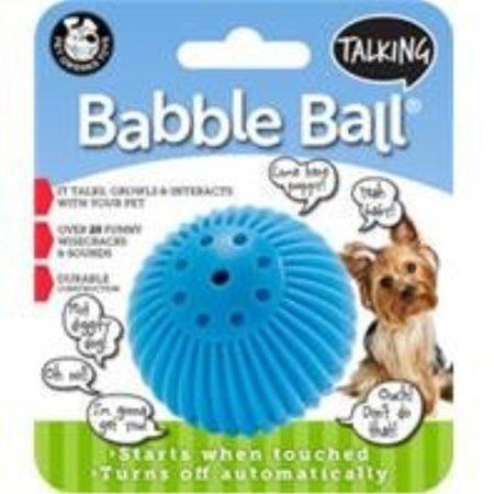 DPD TALKING BABBLE BALL - Size: SMALL - Color