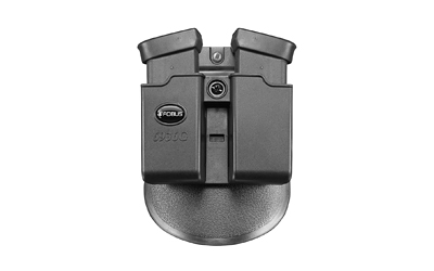 Fobus Paddle Magazine Pouch, Fits Double Magazine Glock 36, Black 6936GNDP by Fobus