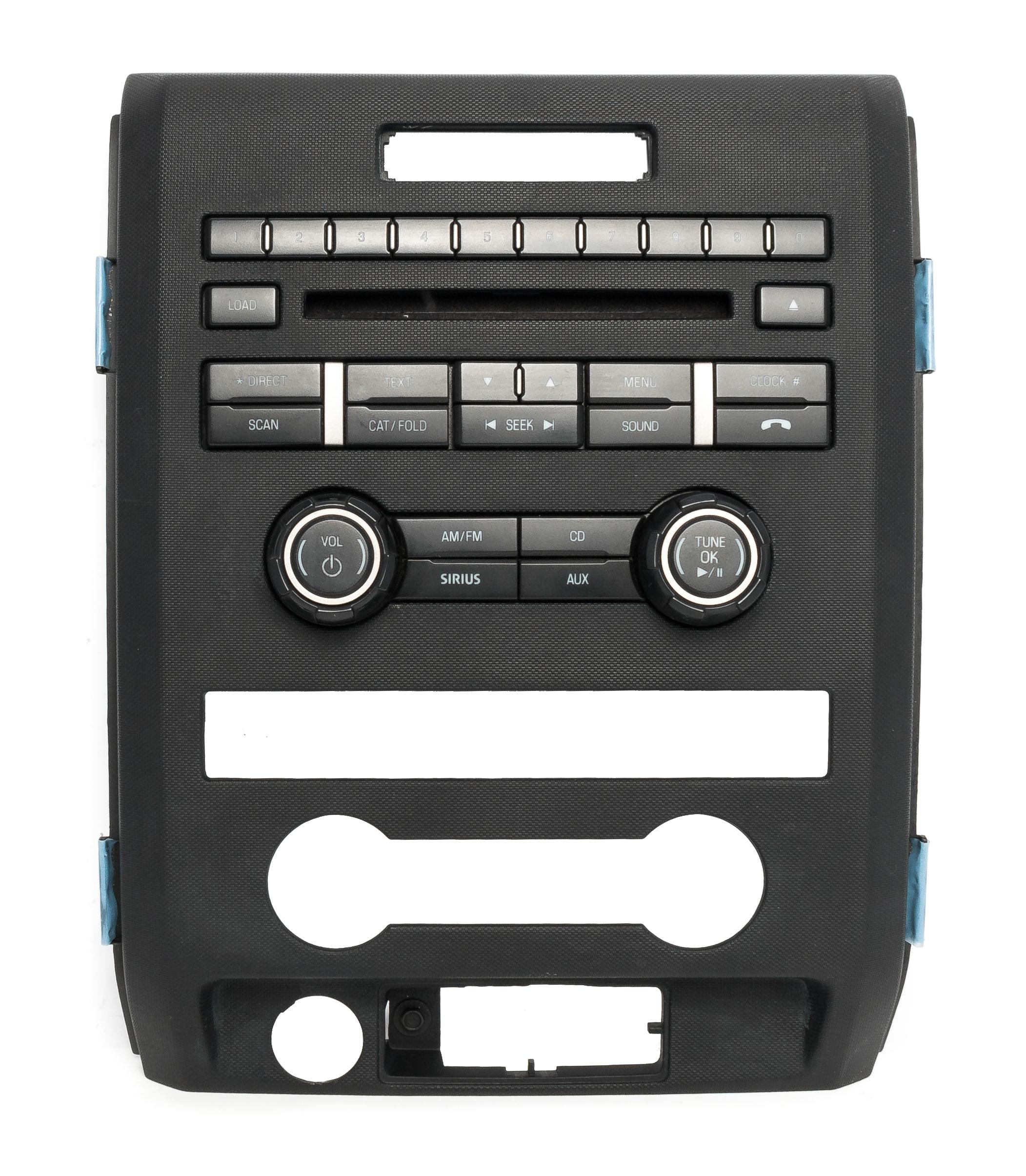 Ford 2011 F 150 Raptor Pick Up Oem Factory Radio Control