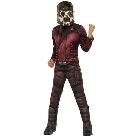 Guardians of the Galaxy Vol. 2 - Star-Lord Deluxe Child - Lord Garmadon Costume