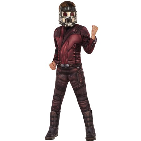 Guardians of the Galaxy Vol. 2 - Star-Lord Deluxe Child Costume](Lord Business Costume)