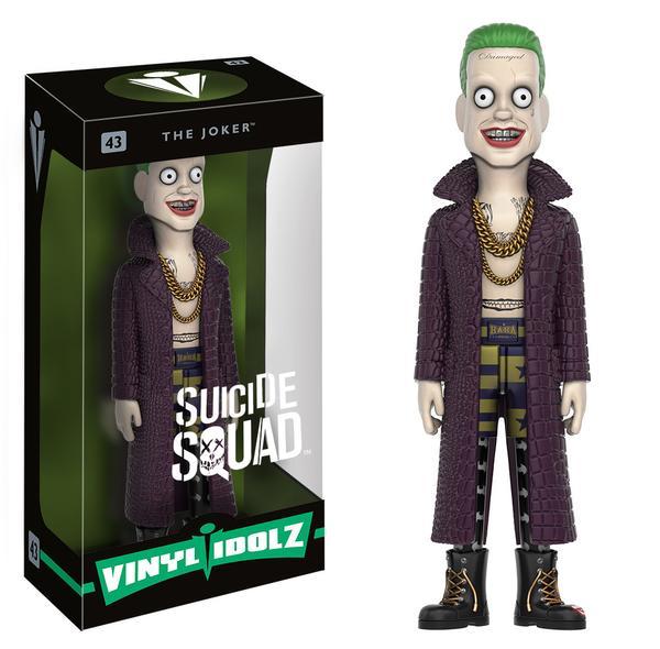 Suicide Squad Funko Vinyl Idolz Figure The Joker