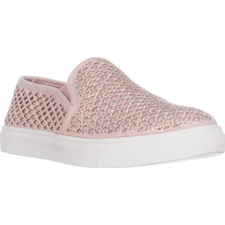 Bloch Glitter Shoes (Womens MG35 Meidyth Round Toe Slip On Fashion Sneakers,)
