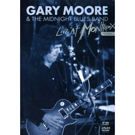 Gary Moore: Live at Montreux 1990 (DVD) (Best Of Gary Moore)