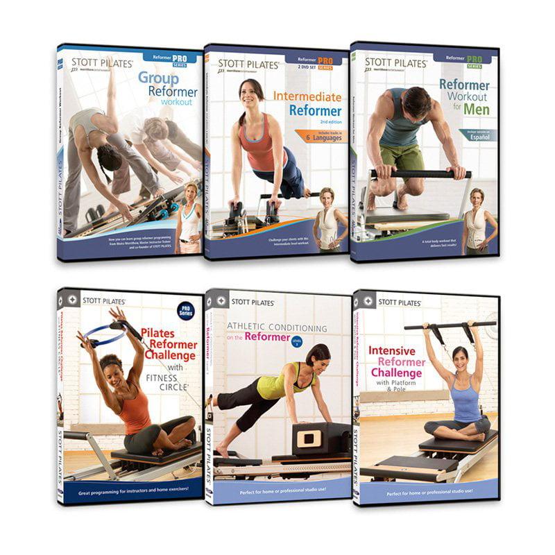 MERRITHEW Reformer DVD 6 Pack