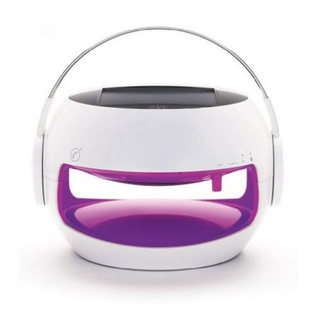 Sierra 0033 Solar Wireless Speaker (Purple) Sierra 0033 Solar Wireless Speaker (Purple)
