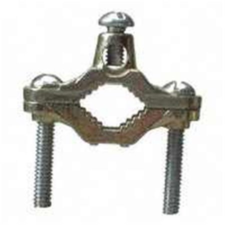 16010B Grounding Clamp, .5-1 In., Zinc