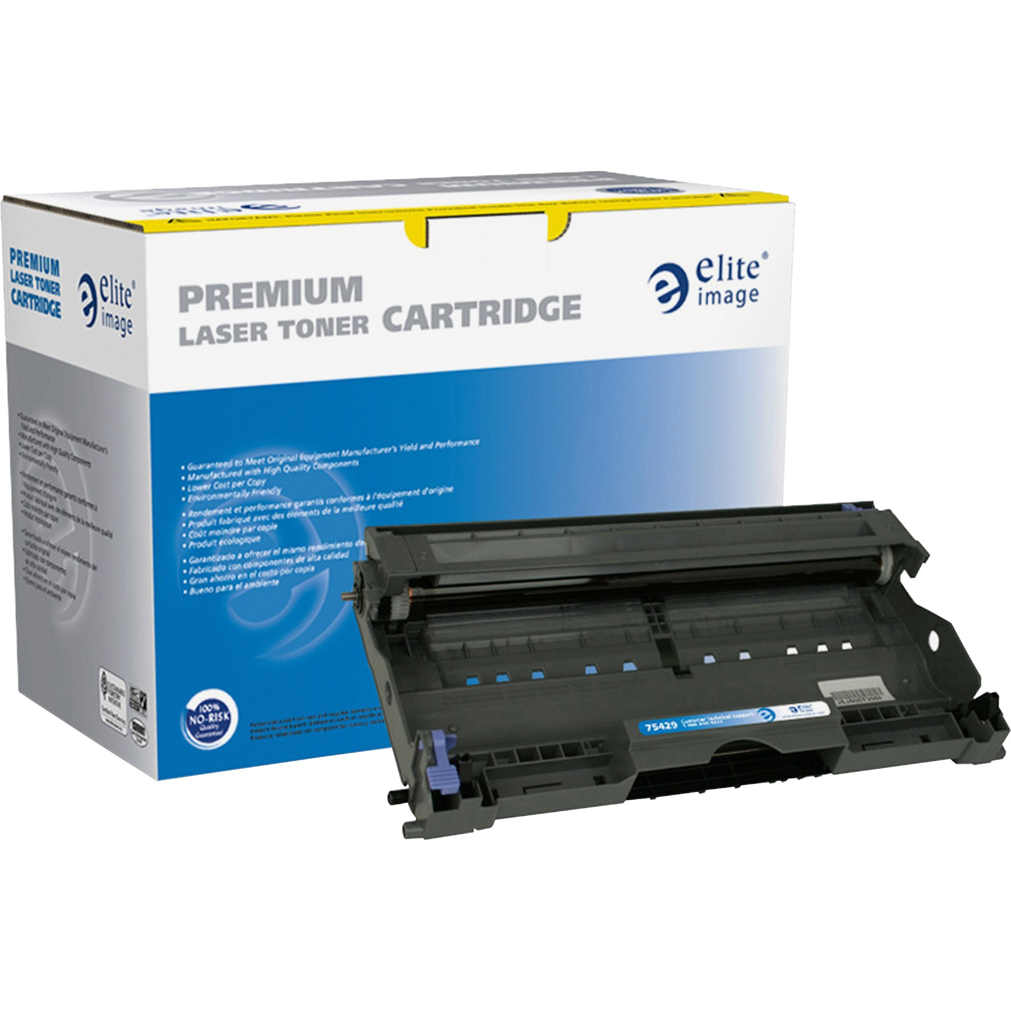 Elite Image Remanufactured Drum Cartridge Alternative For Brother DR520, 1 Each (Quantity)