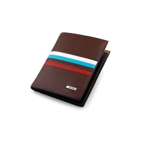 Bi Fold Clutch - New Fashion Stylish Men's Leather Bifold Credit ID Cards Money Holder Slim Wallet Purse Clutch