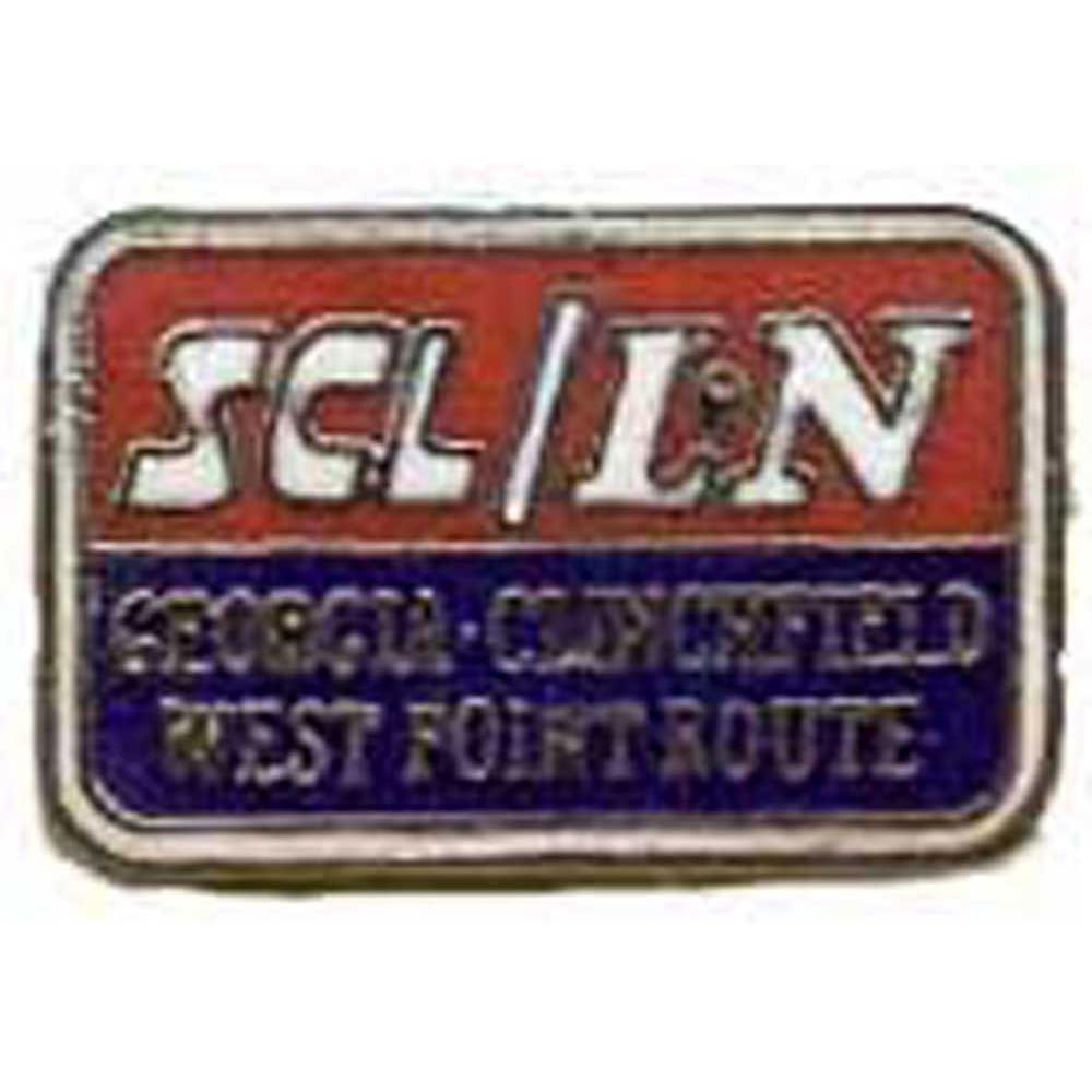 SCL/LN Railroad Pin 1