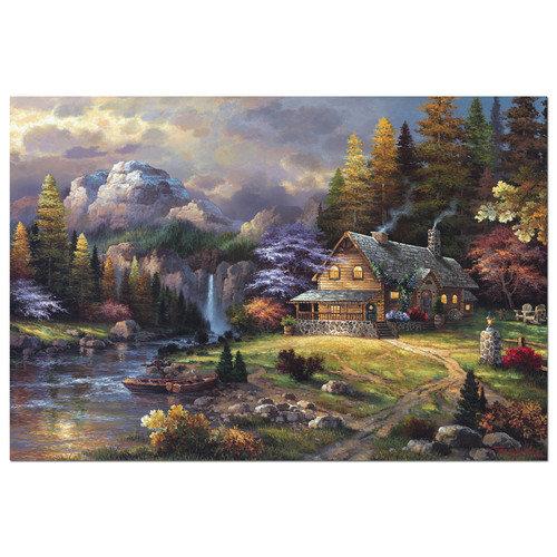 Educa 4000 Piece Mountain Headway Puzzle