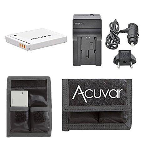 Electronics Insten Canon NB-6L Equivalent Li Ion Battery 2-Pack ...