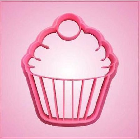 Cheap Cupcakes (Embossed Cupcake Cookie)