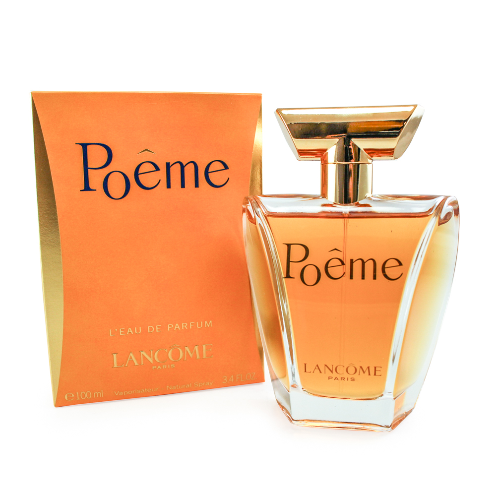 Poeme L'eau De Parfum Spray 3.4 Oz / 100 Ml