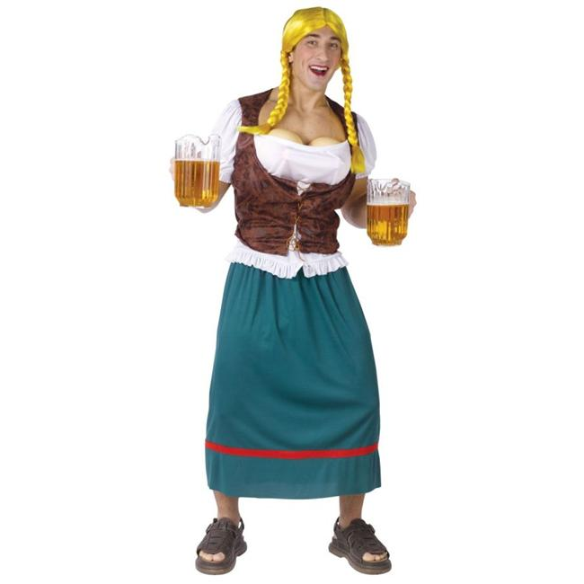 8ce34c1565 Costumes For All Occasions FW130655 Beer Girl Male Adult Plus