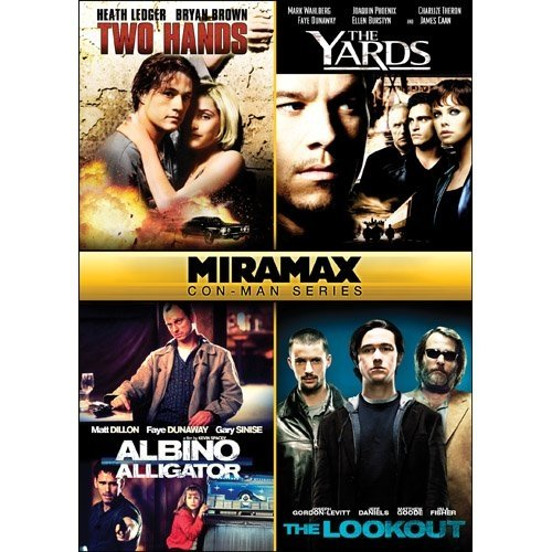 Miramax Con-Man Series: Two Hands / The Yards / Albino Alligator / The Lookout (Widescreen)