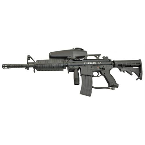 Click here to buy Tippmann A-5 3Skull Assualt Sniper Paintball Marker Gun.