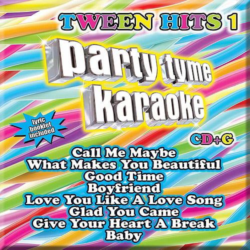 Party Tyme Karaoke - Tween Hits, Vol. 1