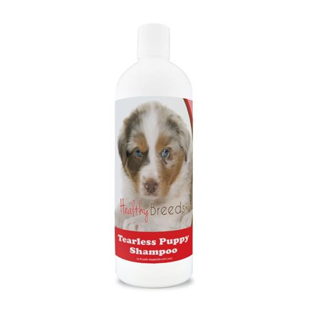 Healthy Breeds 840235186113 Australian Shepherd Tearless Puppy Dog Shampoo
