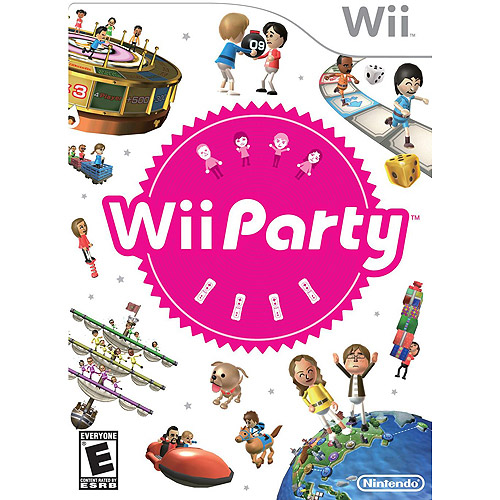 Wii Party (Wii) - Pre-Owned