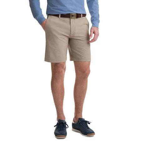 8 Inch Performance Breaker Shorts in Khaki by Vineyard (Vineyard Vines Club Shorts)